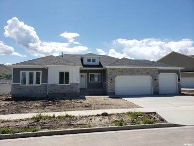 Springville Single Family Home Under Contract: 278 E 700 N #LOT 12