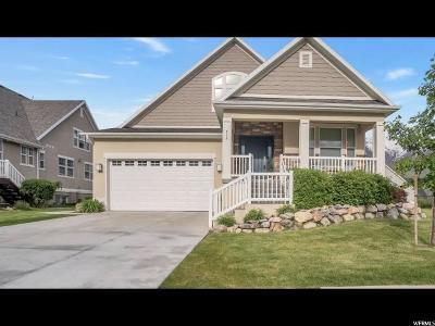 Mapleton Single Family Home For Sale: 713 S Willow Ln