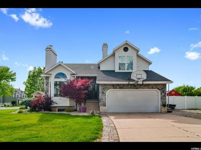 Kaysville Single Family Home For Sale: 977 Via La Costa Way