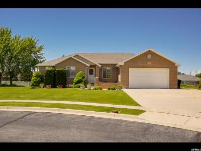Clinton Single Family Home For Sale: 1483 N 1375 W