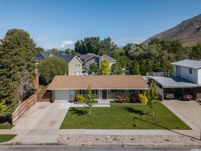 Springville Single Family Home Under Contract: 141 E 550 N