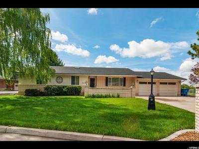 Logan Single Family Home For Sale: 1115 Cliffside Dr