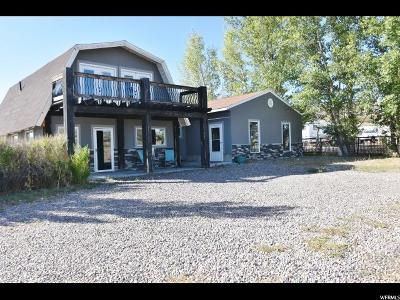 Single Family Home For Sale: 396 E Captains Cove Dr