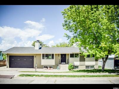Payson Single Family Home Under Contract: 968 S 680 W