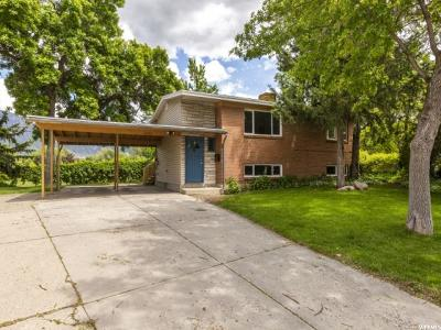 Cottonwood Heights Single Family Home For Sale: 6901 S Cormorant Cir