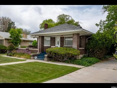 Riverton Single Family Home For Sale: 12334 S Redwood Rd