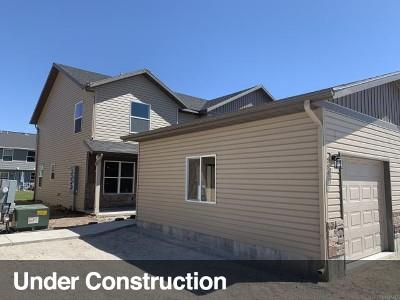 Preston Townhouse Under Contract: 384 S 480 W #34