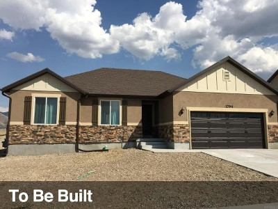 Tooele County Single Family Home For Sale: 1845 N 370 E