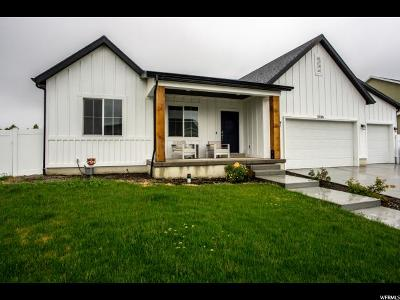 Riverton Single Family Home Under Contract: 3768 W Creek Meadow