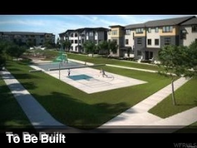 American Fork Townhouse For Sale: 426 S Willow Leaf Road W