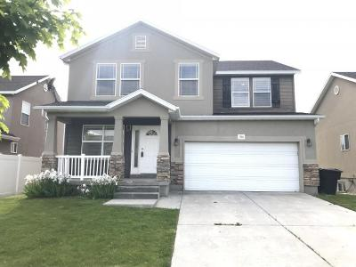 West Jordan Single Family Home Under Contract: 7514 S Sunset Maple Dr W