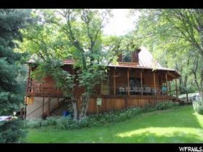 Spanish Fork Single Family Home For Sale: 10743 S Covered Bridge Dr