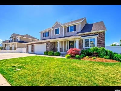 Lehi Single Family Home Under Contract: 2075 W 520 N
