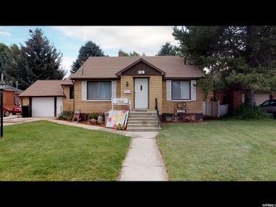 Preston Single Family Home For Sale: 58 S 3rd E