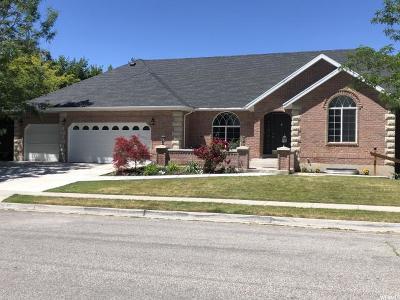 Lehi Single Family Home For Sale: 1965 N 1475 E