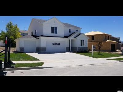 Tooele County Single Family Home For Sale: 235 W Sapphire Dr #4016
