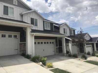 Draper Townhouse Under Contract: 14292 S Draper Hills Dr E