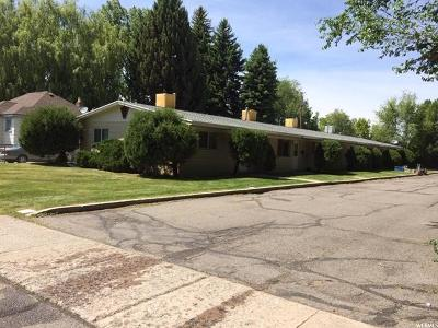 Logan Multi Family Home For Sale: 245 W 400 N