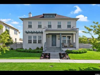 South Jordan Single Family Home For Sale: 10957 S Oquirrh Lake Rd W