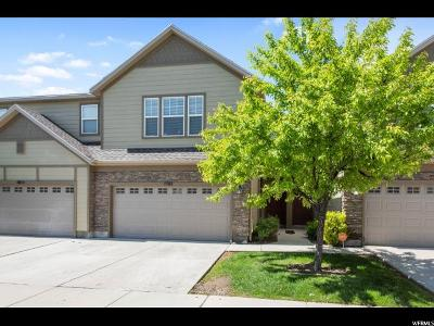 Riverton Townhouse Under Contract: 4903 W Skipperling Ct S