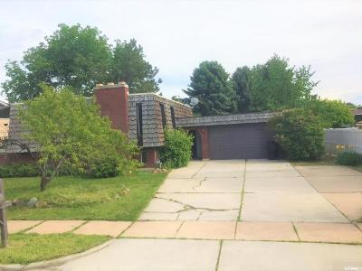 Riverdale Single Family Home Under Contract: 1035 W 4250 S