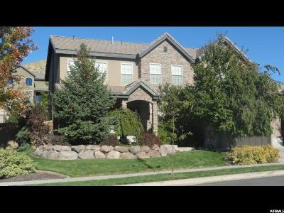 Lehi Single Family Home For Sale: 1998 W Whisper Wood Dr