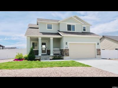 Tooele Single Family Home For Sale: 1242 S 1010 W