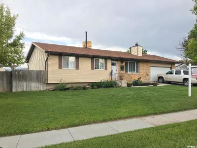 Riverton Single Family Home Under Contract: 2139 W 12015 S