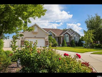 Clearfield Single Family Home For Sale: 309 E 1975 S