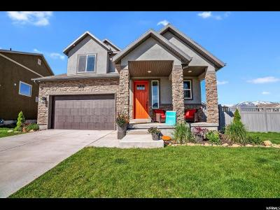 Wasatch County Single Family Home Under Contract: 2198 S 120 E