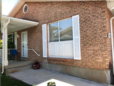 Weber County Condo For Sale: 1061 S 885 E #28