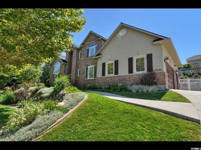 Draper Single Family Home For Sale: 1686 E Timoney S