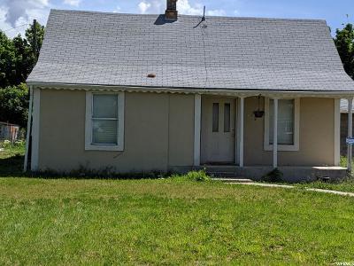 Payson Single Family Home Under Contract: 412 E 400 S