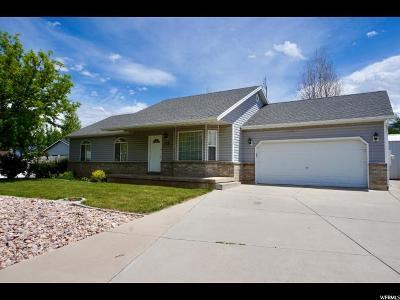 Spanish Fork Single Family Home For Sale: 713 S 1040 E