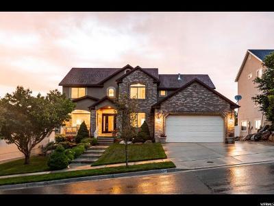 Draper Single Family Home For Sale: 433 E Lana Ct