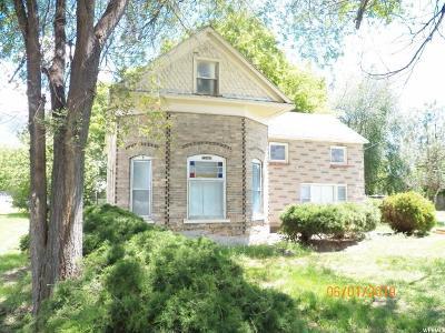 Draper Single Family Home For Sale: 12885 S Fort St E