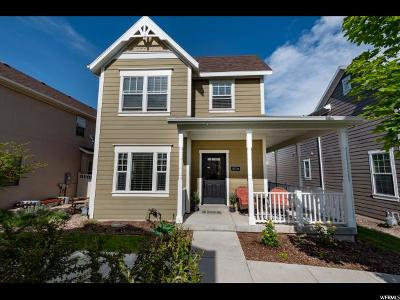 South Jordan Single Family Home Under Contract: 10741 S Ozarks Dr W