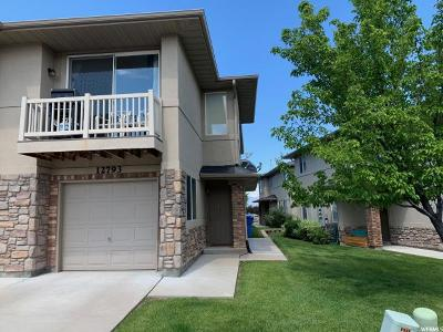 Riverton Townhouse Under Contract: 12793 S Timber Run Dr W #136