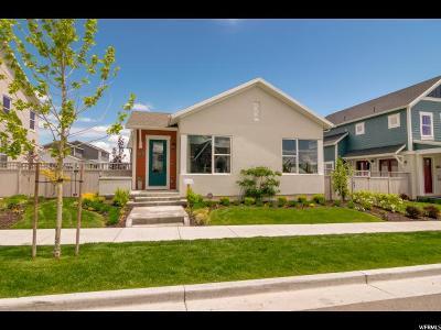 South Jordan Single Family Home For Sale: 11419 S Holly Springs Dr #138