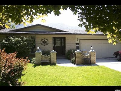 Brigham City Single Family Home Under Contract: 352 N 300 E