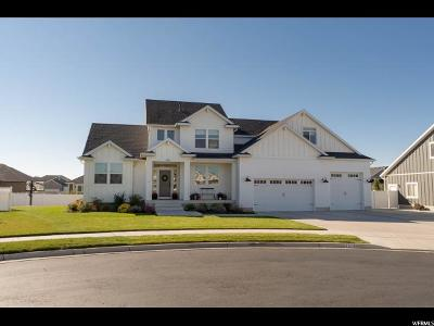 Layton Single Family Home Under Contract: 1315 W 650 S