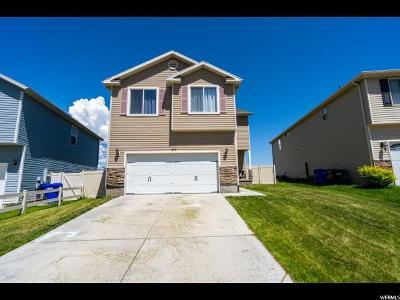 Eagle Mountain Single Family Home For Sale: 1757 E Church Way