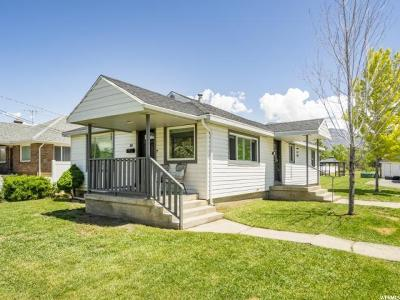 American Fork Single Family Home For Sale: 244 N 300 W