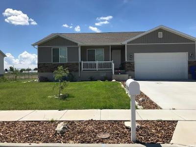 Tremonton Single Family Home Under Contract: 1086 S 150 W