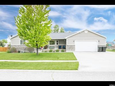 Preston Single Family Home Under Contract: 831 S 1200 E