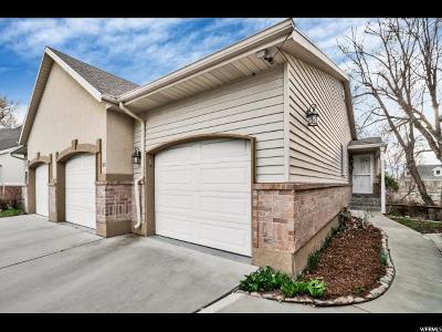 Springville Single Family Home Under Contract: 308 S Brookcourt