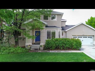 Cedar Hills Single Family Home For Sale: 9883 N Wildflower Cir