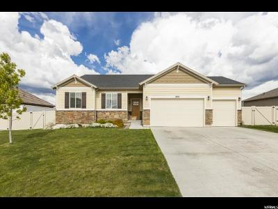 Wasatch County Single Family Home Under Contract: 2265 S 500 E