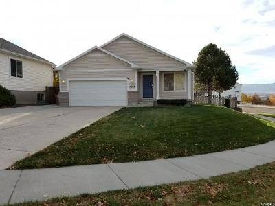 Draper Single Family Home For Sale: 14268 S Wayfield