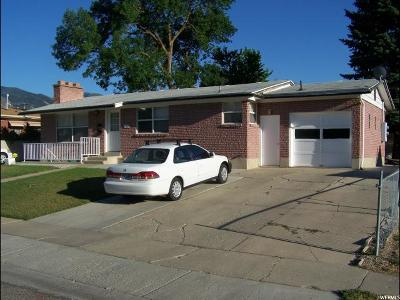 Logan Multi Family Home For Sale: 132 W 730 N